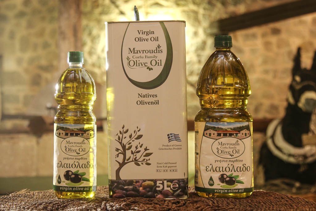 Olive Oil Products