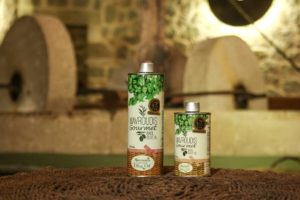 Gourmet Basil olive oil