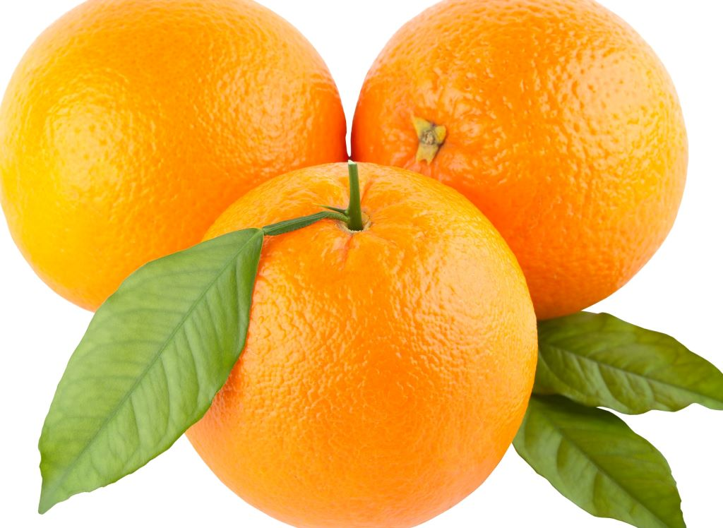 orange fruit characteristics