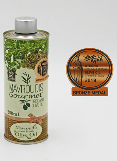 GOURMET OREGANO OLIVE OIL