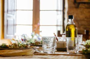 Tasting Extra Virgin Olive Oils EVOO