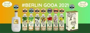 Mavroudis Corfu Family Olive Oil Conquest of Berlin with 9 awards