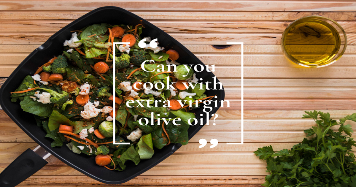 cooking with evoo | Mavroudis Olive Oil